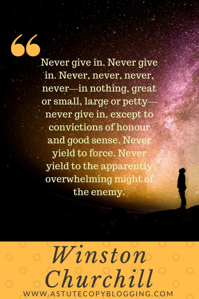 winston-Churchill-never-ever-give-up-Jon-morrow-unstoppable