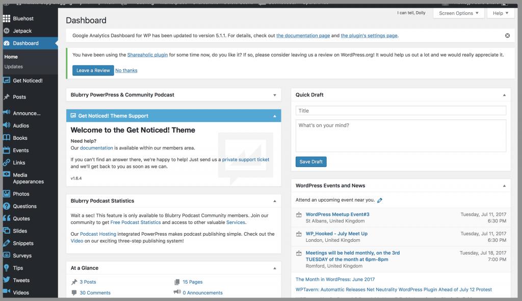 wordpress-dashboard-self-hosted-wordpress-vs-wordpress-com