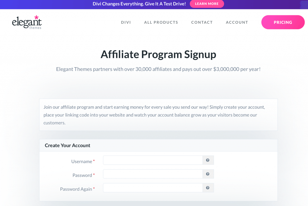 Elegant themes affiliate program. The best recurring affiliate programs 2019. The top residual income affiliate programs. The best recurring affiliate products. The top lifetime affiliate programs. The best affiliate programs for beginners. The best affiliate programs to make money