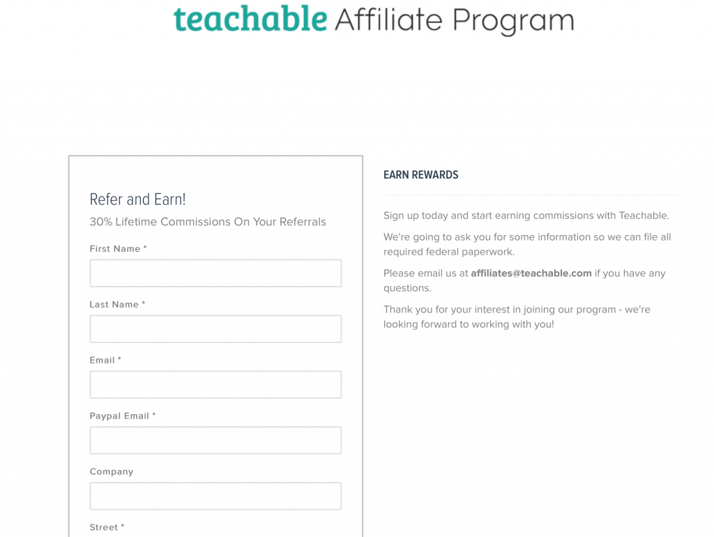 Teachable affiliate program, The best recurring affiliate programs 2019. The top residual income affiliate programs. The best recurring affiliate products. The top lifetime affiliate programs. The best affiliate programs for beginners. The best affiliate programs to make money