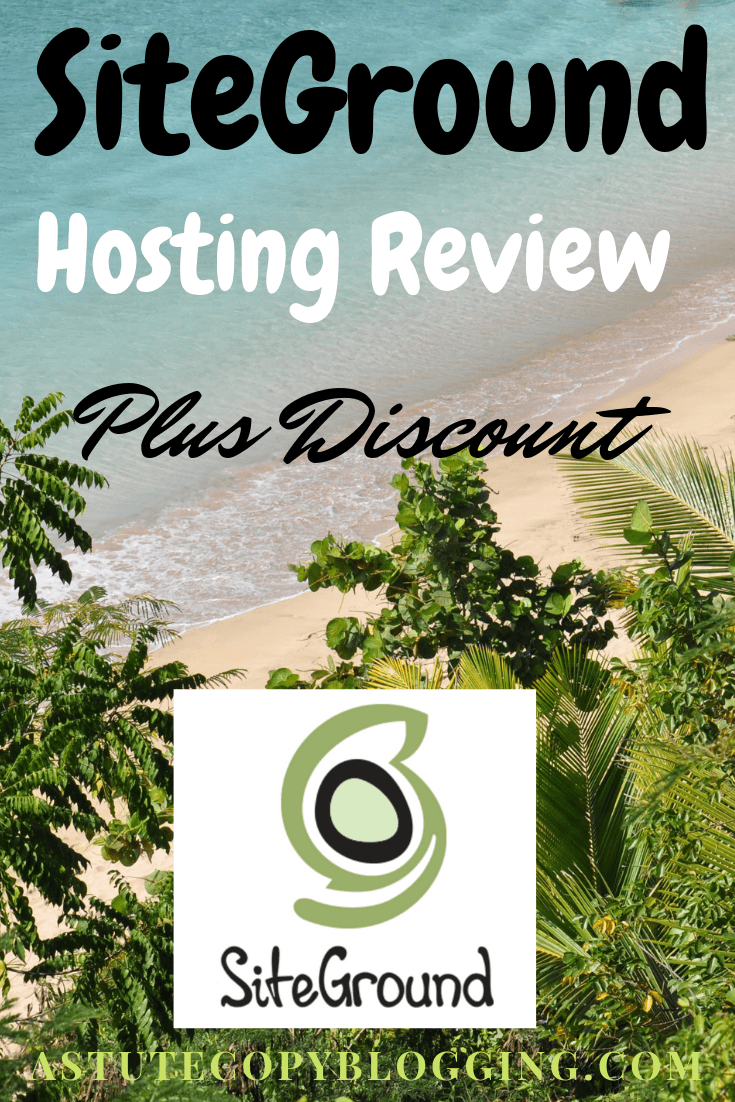 Hosting  Siteground Deals Pay As You Go