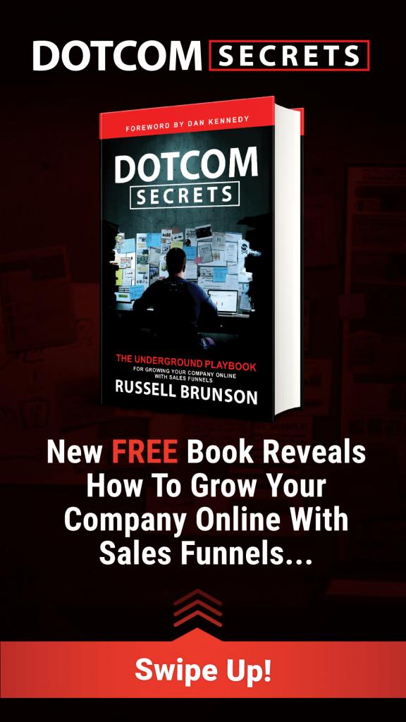 dotcom secrets, clickfunnels, make money blogging,
