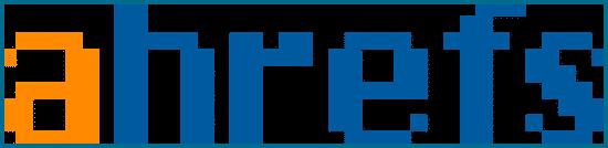 ahrefs logo - ahrefs vs semrush