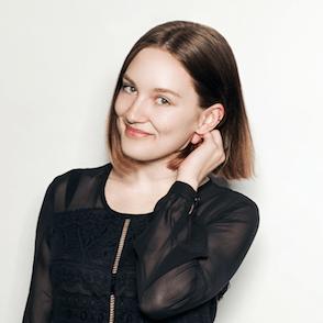 Anastasiia Khlystova - seo tips for website optimization