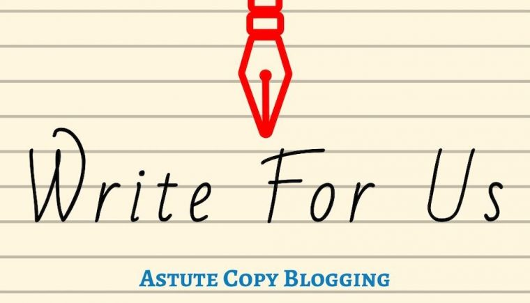 Contact us, connect with us, Write for us - Astute Copy Blogging