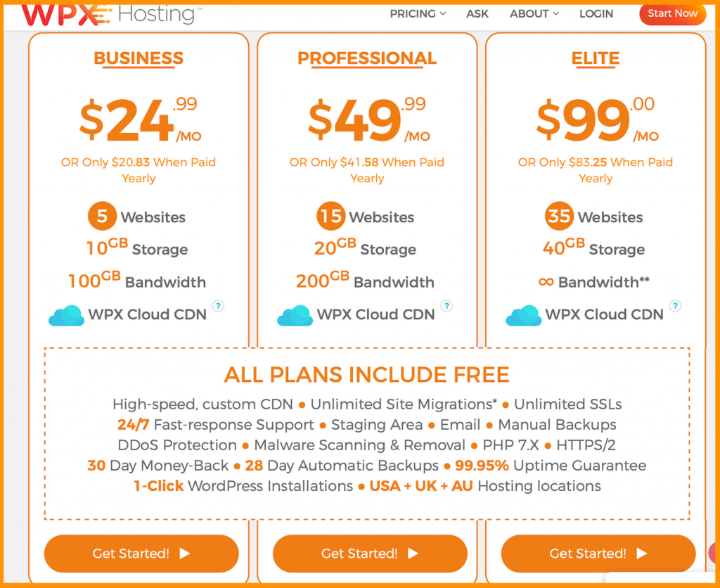 wpx hosting plans, wpx hosting reviews