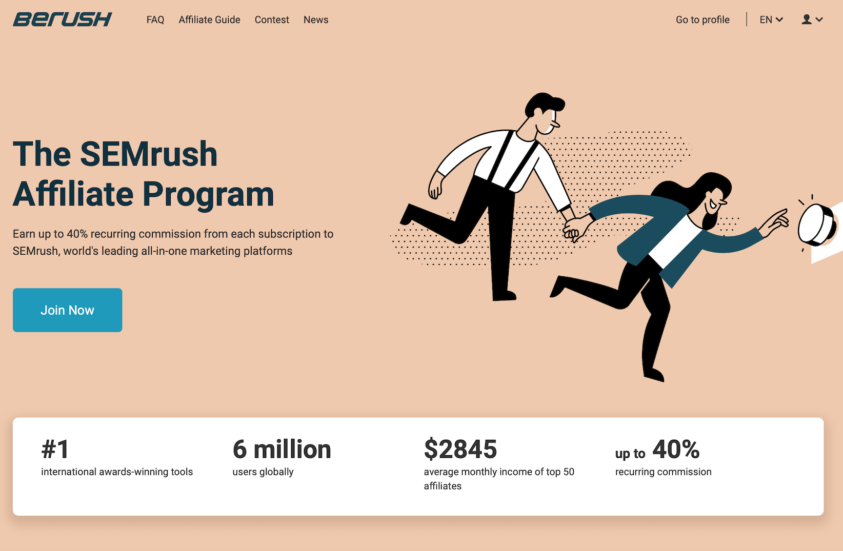 Breush-the-semrush-affiliate-program-review