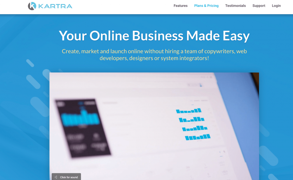 kratra - top sales funnel builders and software