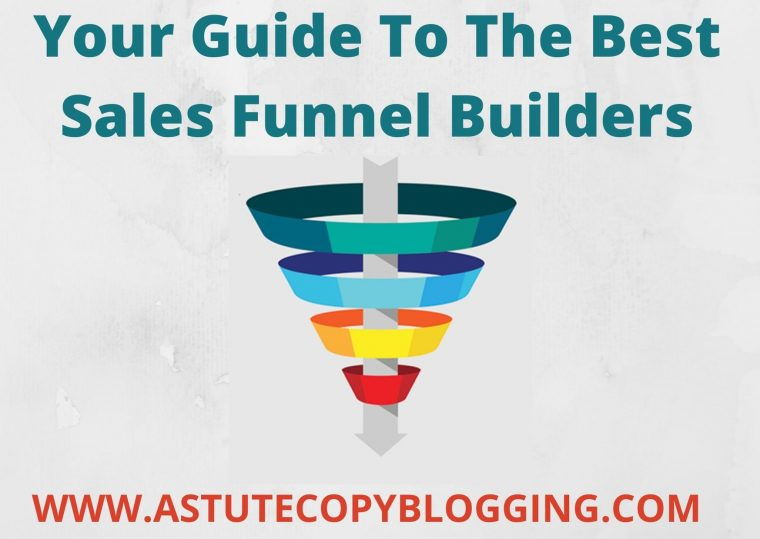 Your Guide To The Best Sales Funnel Builders, top sales funnel builder, best sale funnel
