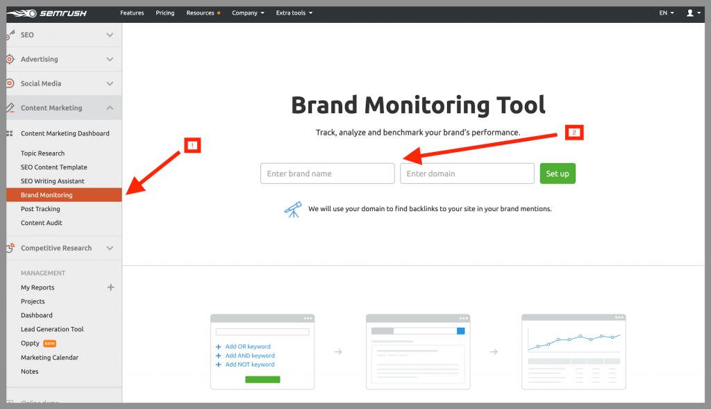 semrush-content-marketing-platform-brand-monitoring-tool