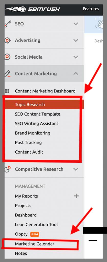semrush-content-marketing-platform-tools