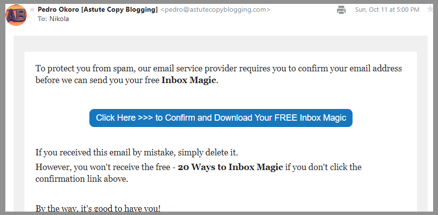 Email-Marketing-Best-Practices-for-beginners-first-email-confirmation.PNG