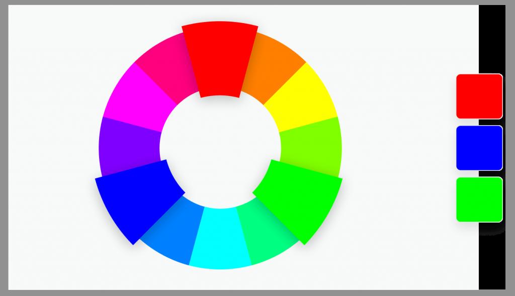 11 color wheel