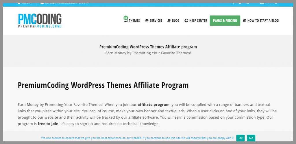 15 premium coding wordpress affiliate programs
