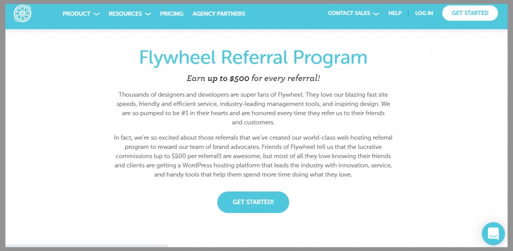 25 flywheel affiliate program wordpress affiliate programs