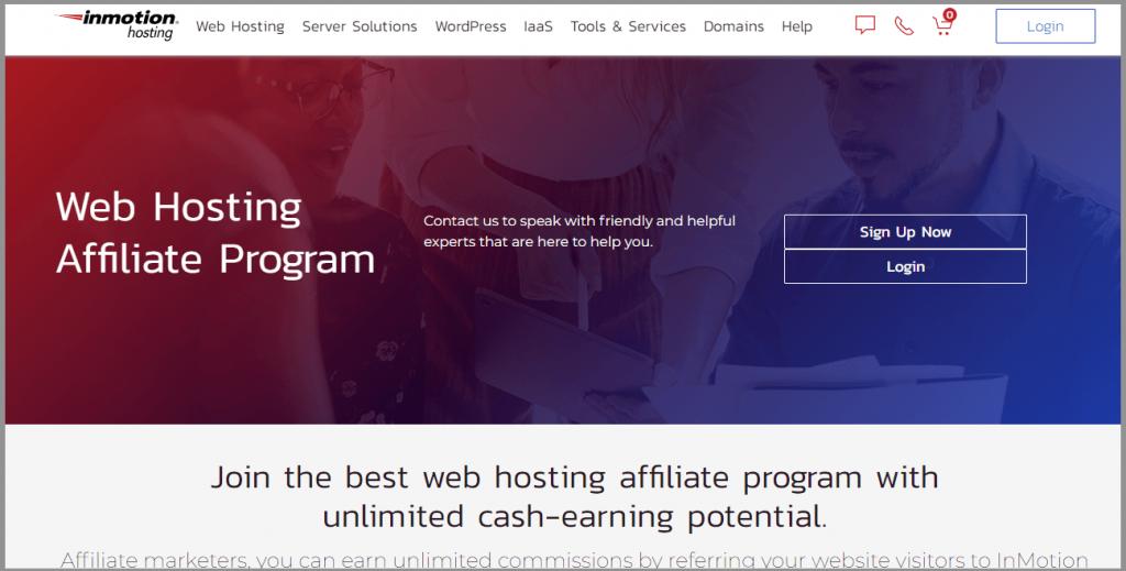 inmotion-hosting-affiliate-program-wordpress-affiliate-program