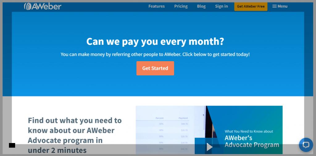 50 aweber affiliate program wordpress affiliate programs