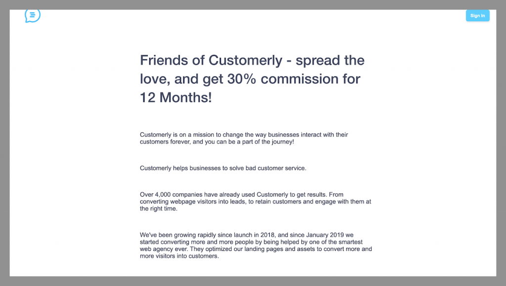 customerly-the-top-affiliate-programs-with-recurring-commissions