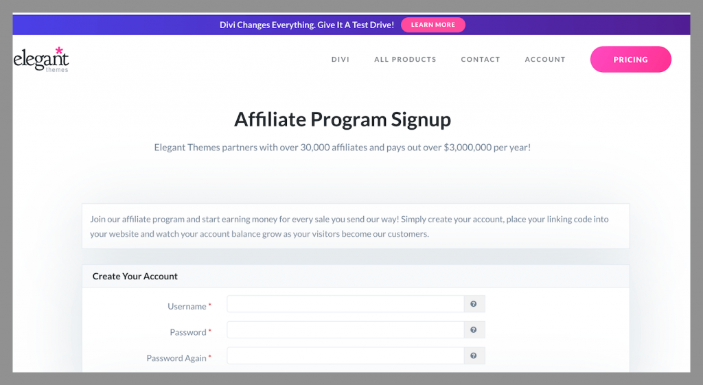 elegant-themes-best-affiliate-programs-with-recurring-commissions