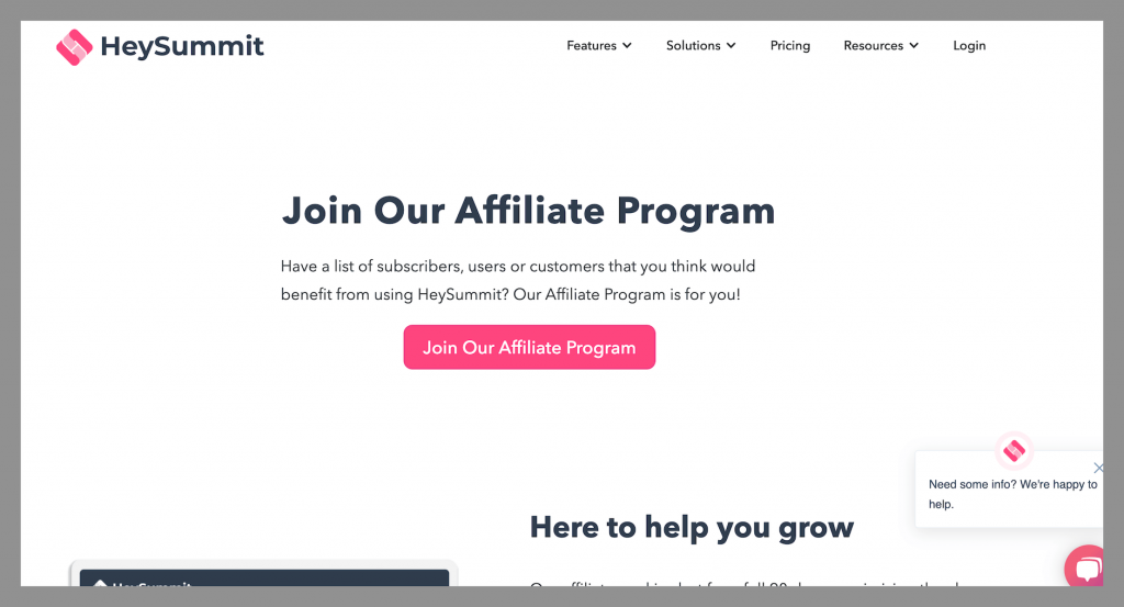 hey-summit-top-affiliate-programs-with-recurring-commissions