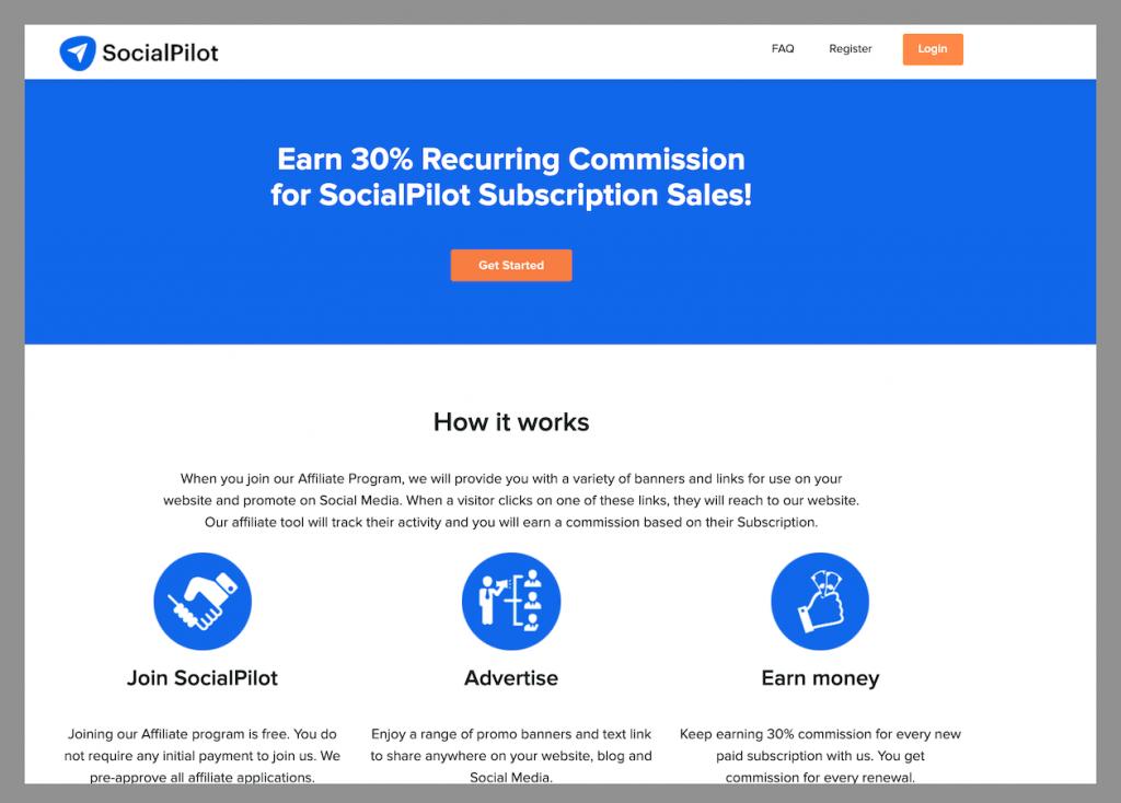 socialpilot-recurring-affiliate-commission