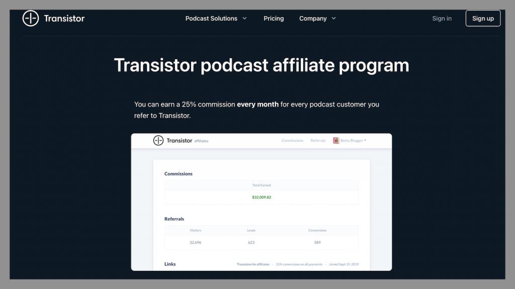 transistor-podcast-affiliate-program