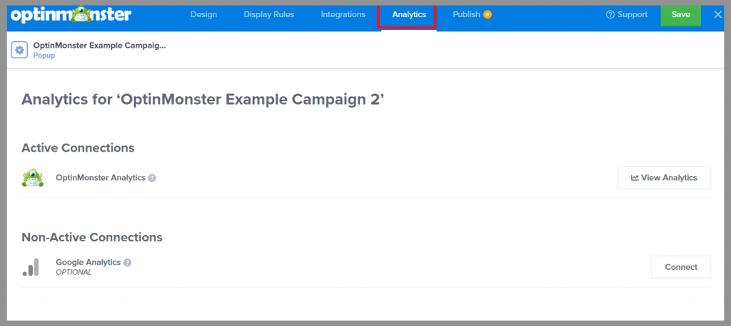 23 optin monster analytics optinmonster review best lead generation tool