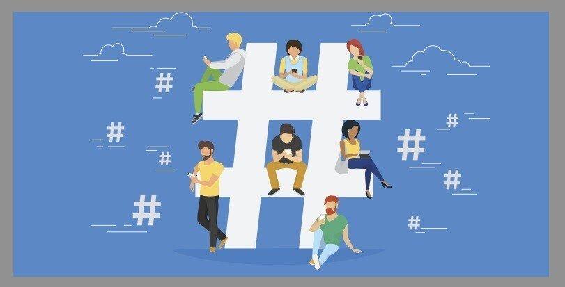 Using Hashtags On TikTok 1